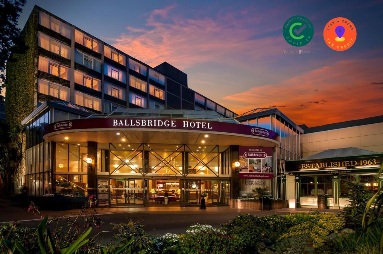 Ballsbridge Hotel - Laterooms