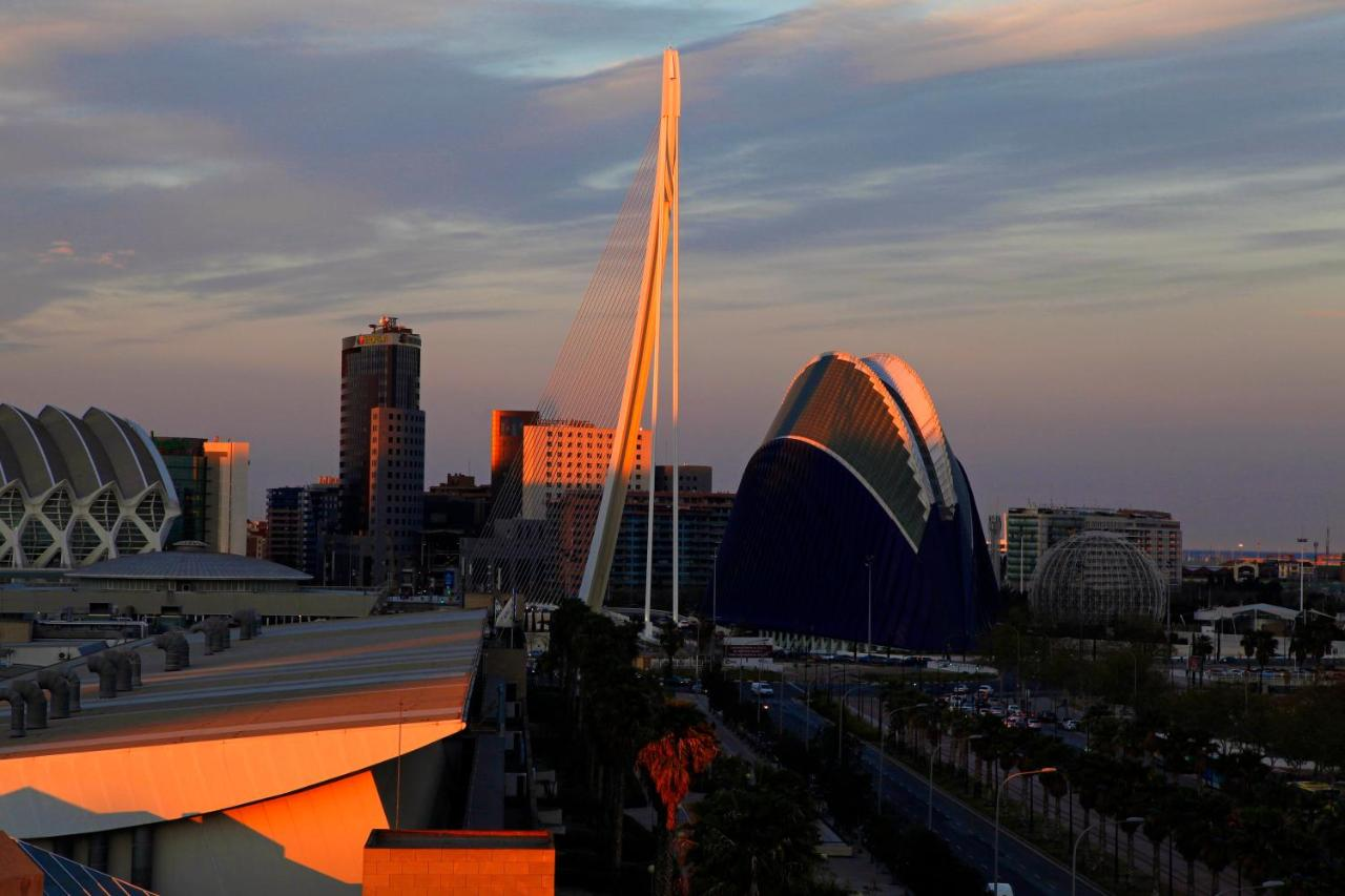 Holiday Inn Express Valencia-Ciudad De Las Ciencias - Laterooms