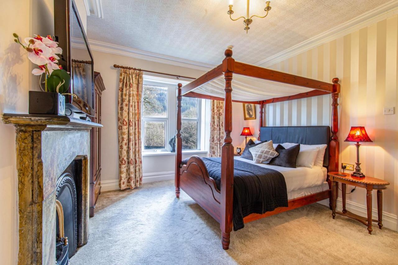 Afon View Guest House B&B; - Laterooms