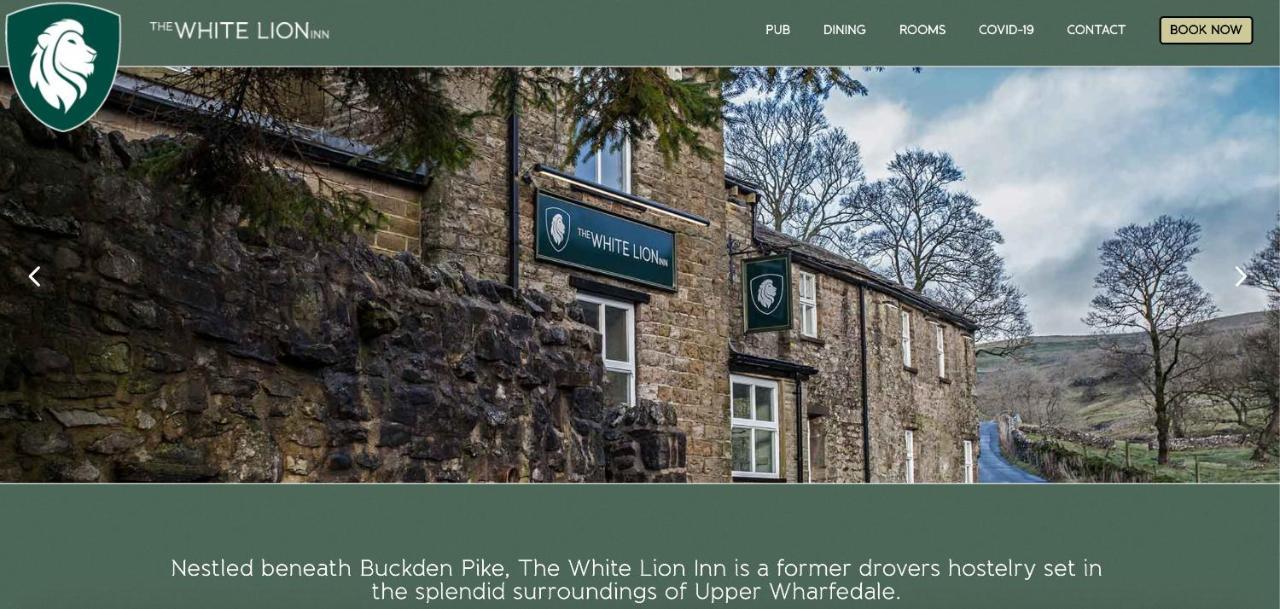 The White Lion Inn - Laterooms