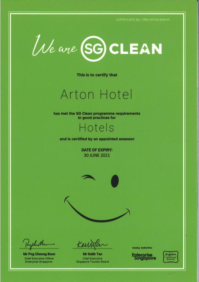 Arton Boutique Hotel - Laterooms