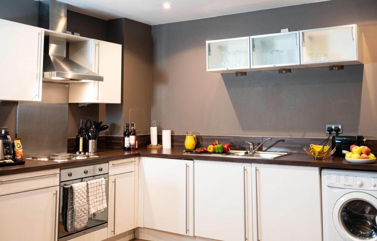 Hot-el-apartments Glasgow Central - Laterooms