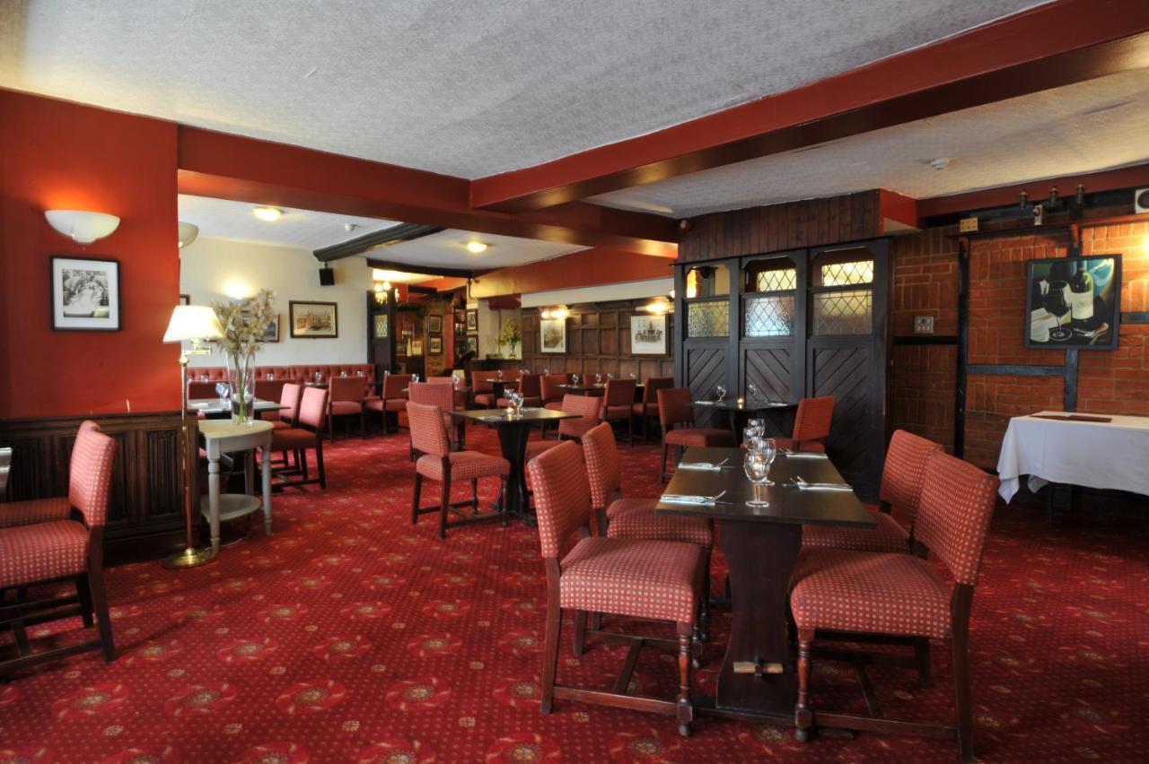 Crown Hotel Brackley - Laterooms