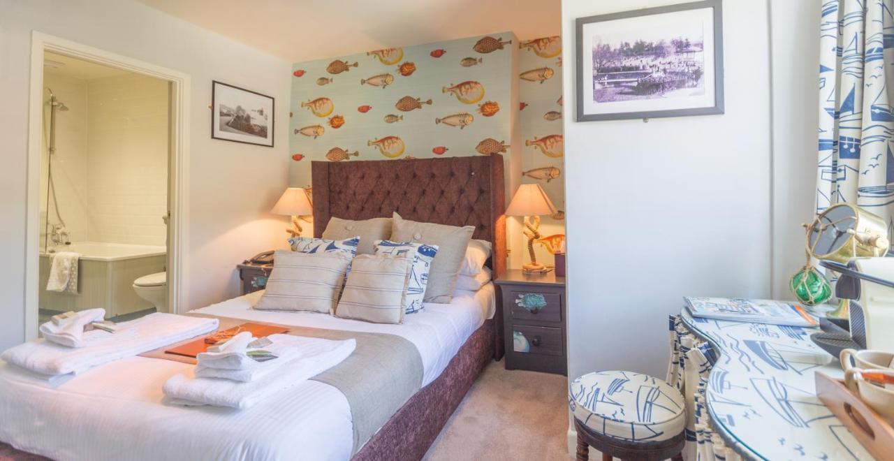 Port Gaverne Hotel - Laterooms