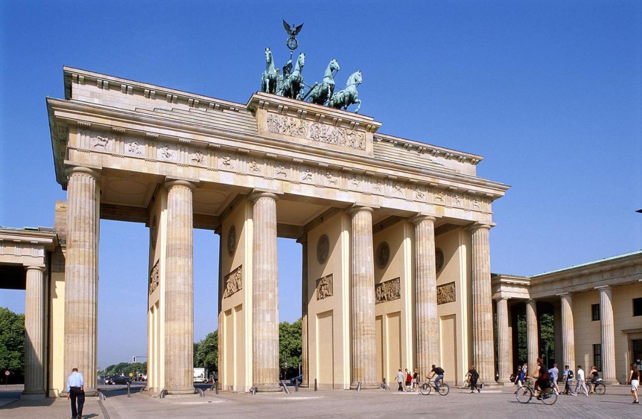 Novotel Suites Berlin City Potsdamer Platz - Laterooms