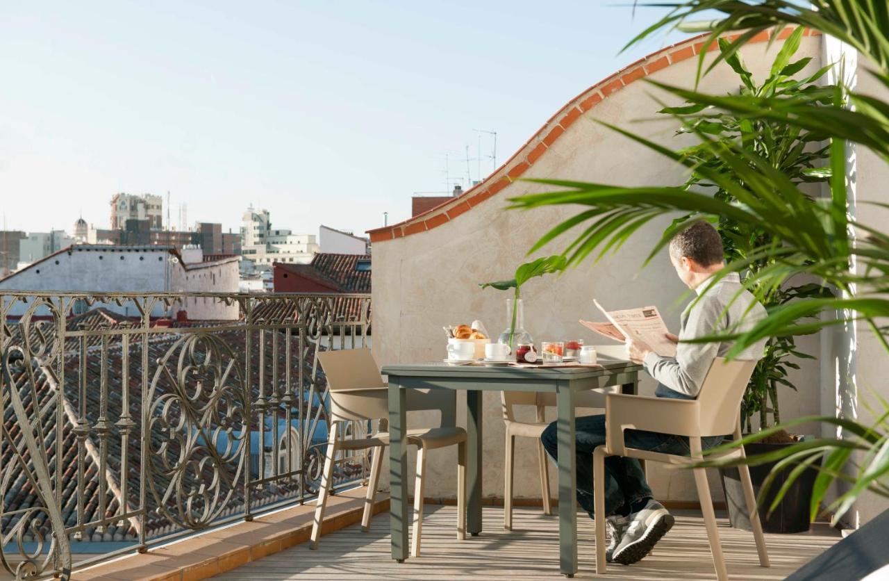 Eric Vokel Madrid Suites - Laterooms