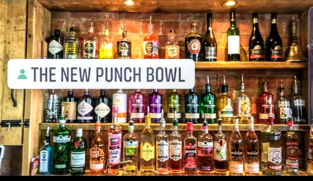 The Punch Bowl - Laterooms