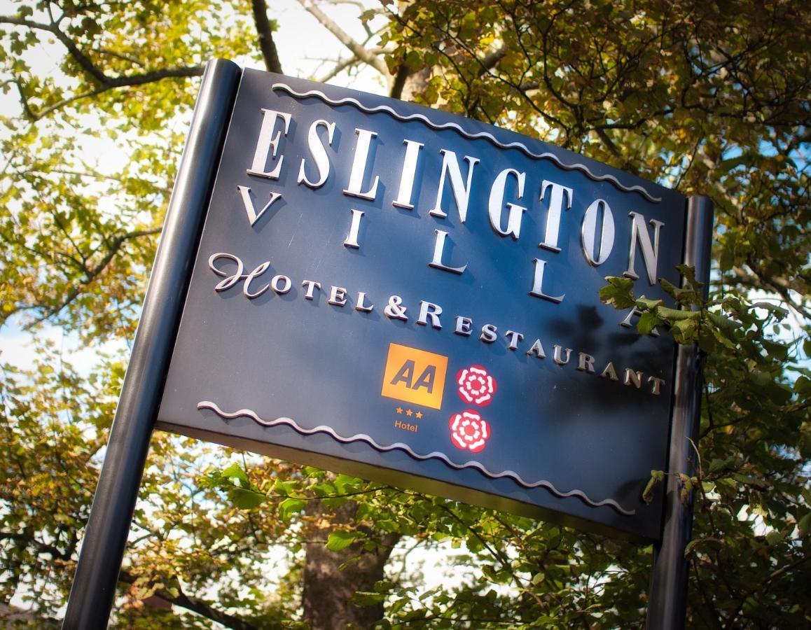 Eslington Villa - Laterooms