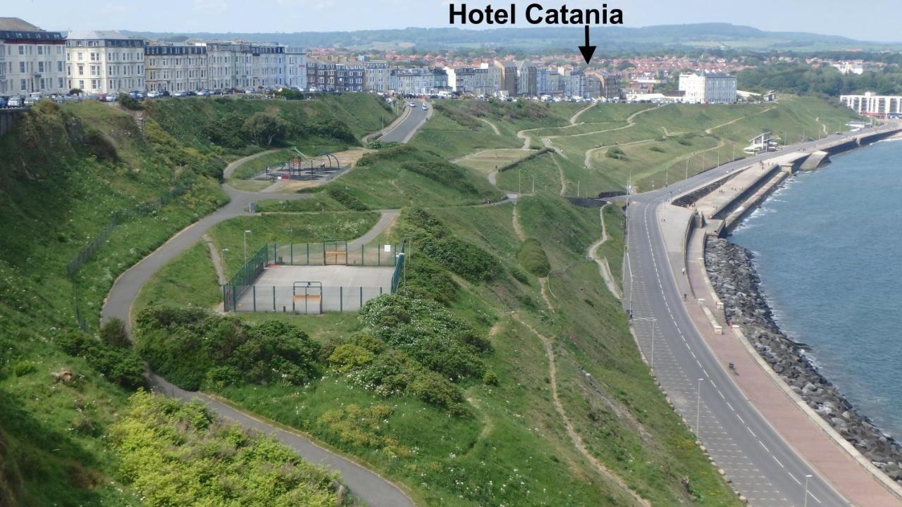 Hotel Catania - Laterooms