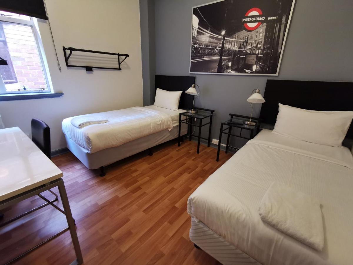 City Centre Budget Hotel Melbourne - Laterooms