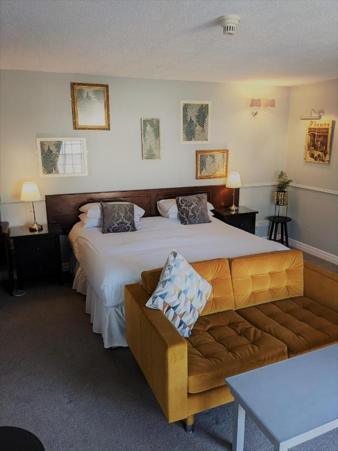 Manor Court Hotel - Laterooms
