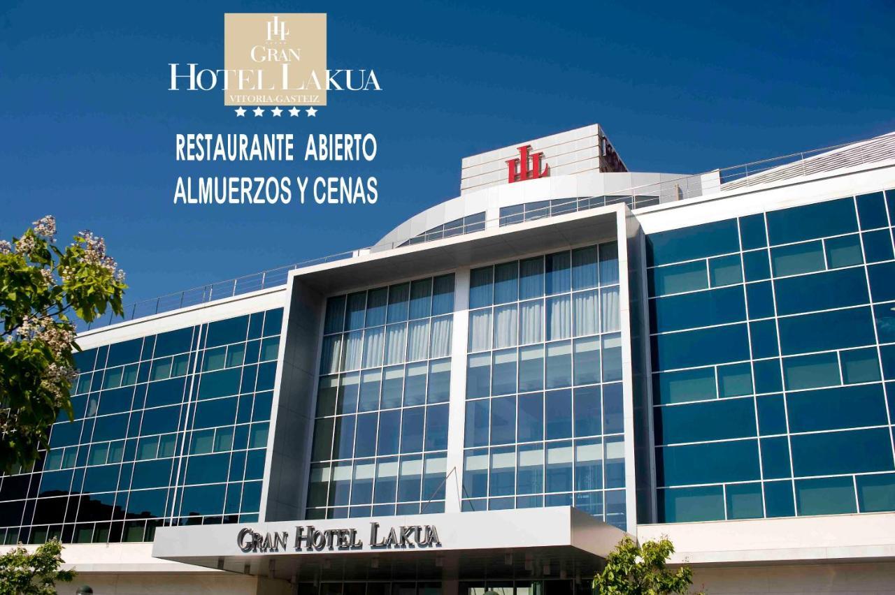 Gran Hotel Lakua - Laterooms