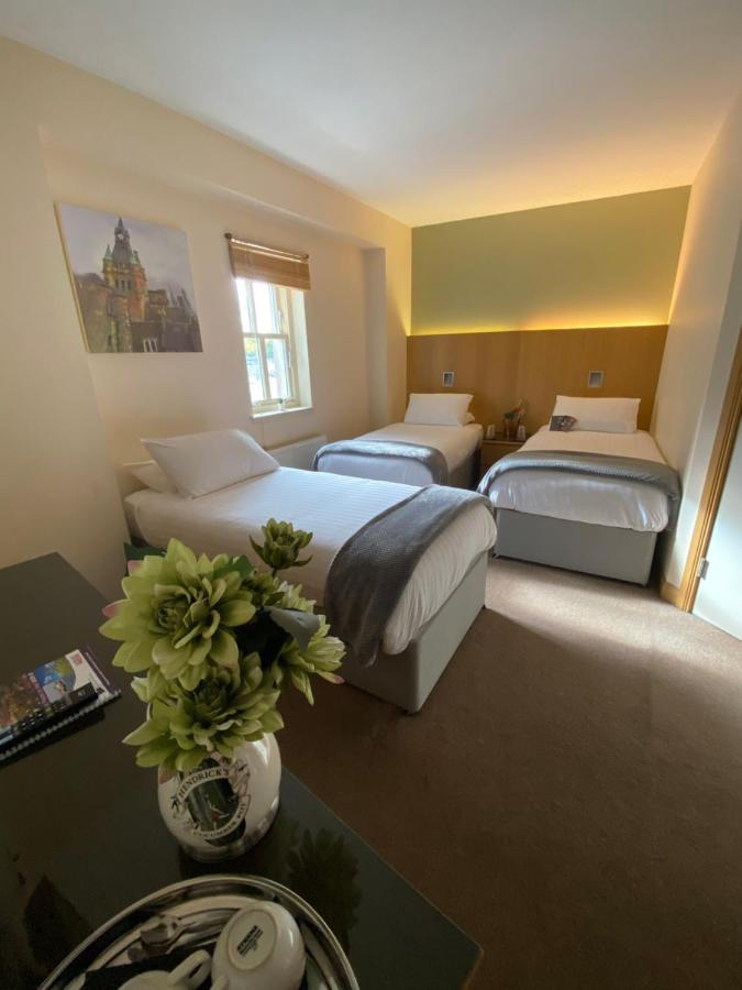 Rooms @ 29 Bruce Street - Laterooms