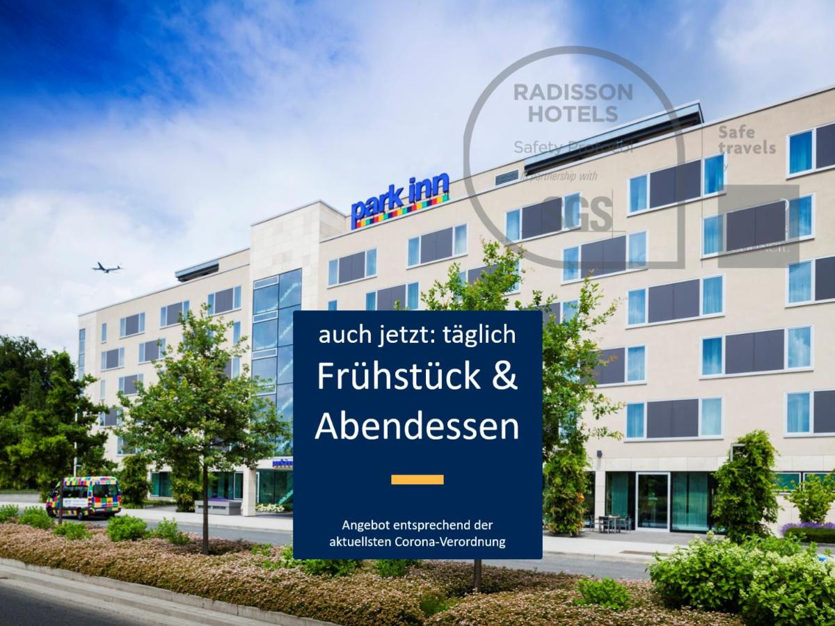 Park Inn Frankfurt Airport - Laterooms