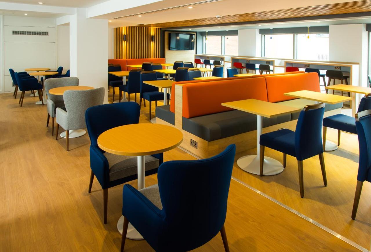 Holiday Inn Express SWINDON CITY CENTRE - Laterooms