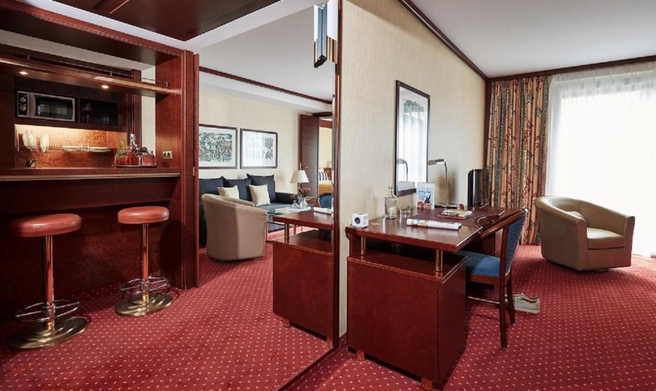Derag Livinghotel Prinzessin Elisabeth - Laterooms