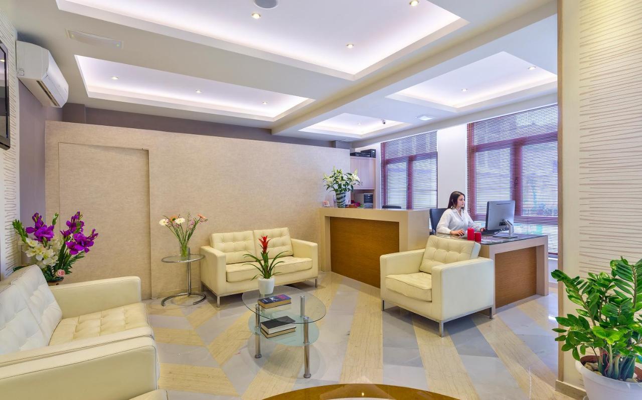 Leonidas Hotel & Apts - Laterooms
