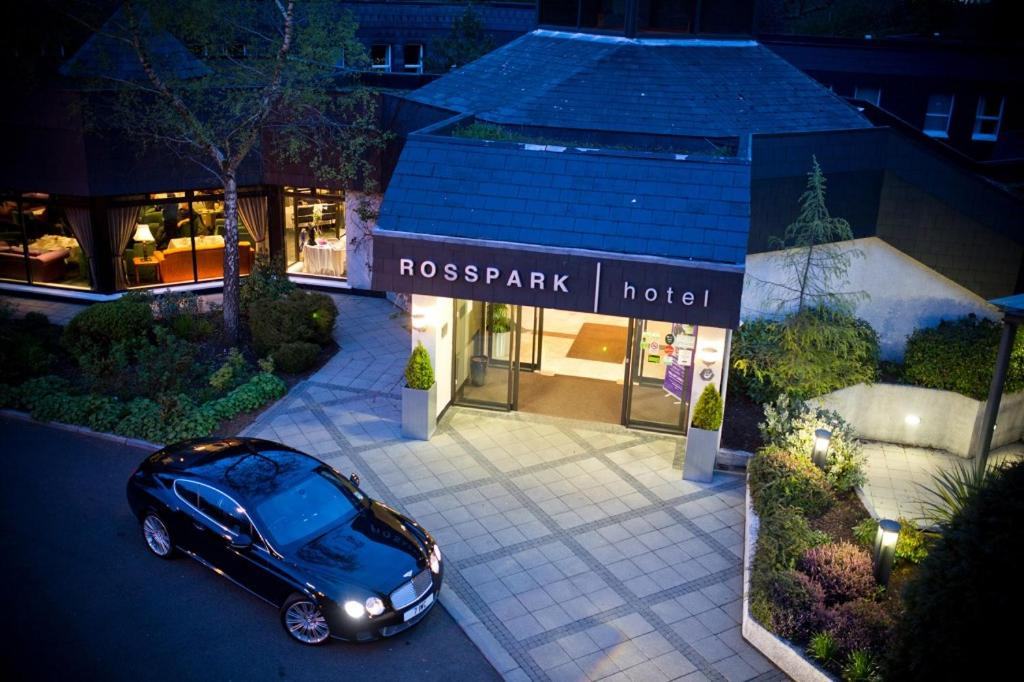 Rosspark Hotel - Laterooms