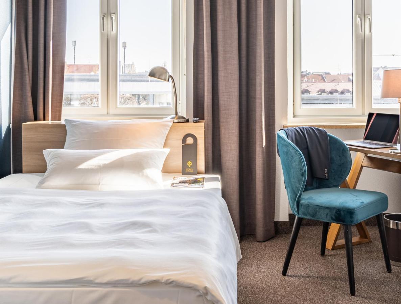 Hotel Stachus - Laterooms