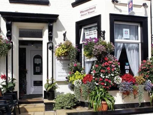 The Shrewsbury - Laterooms