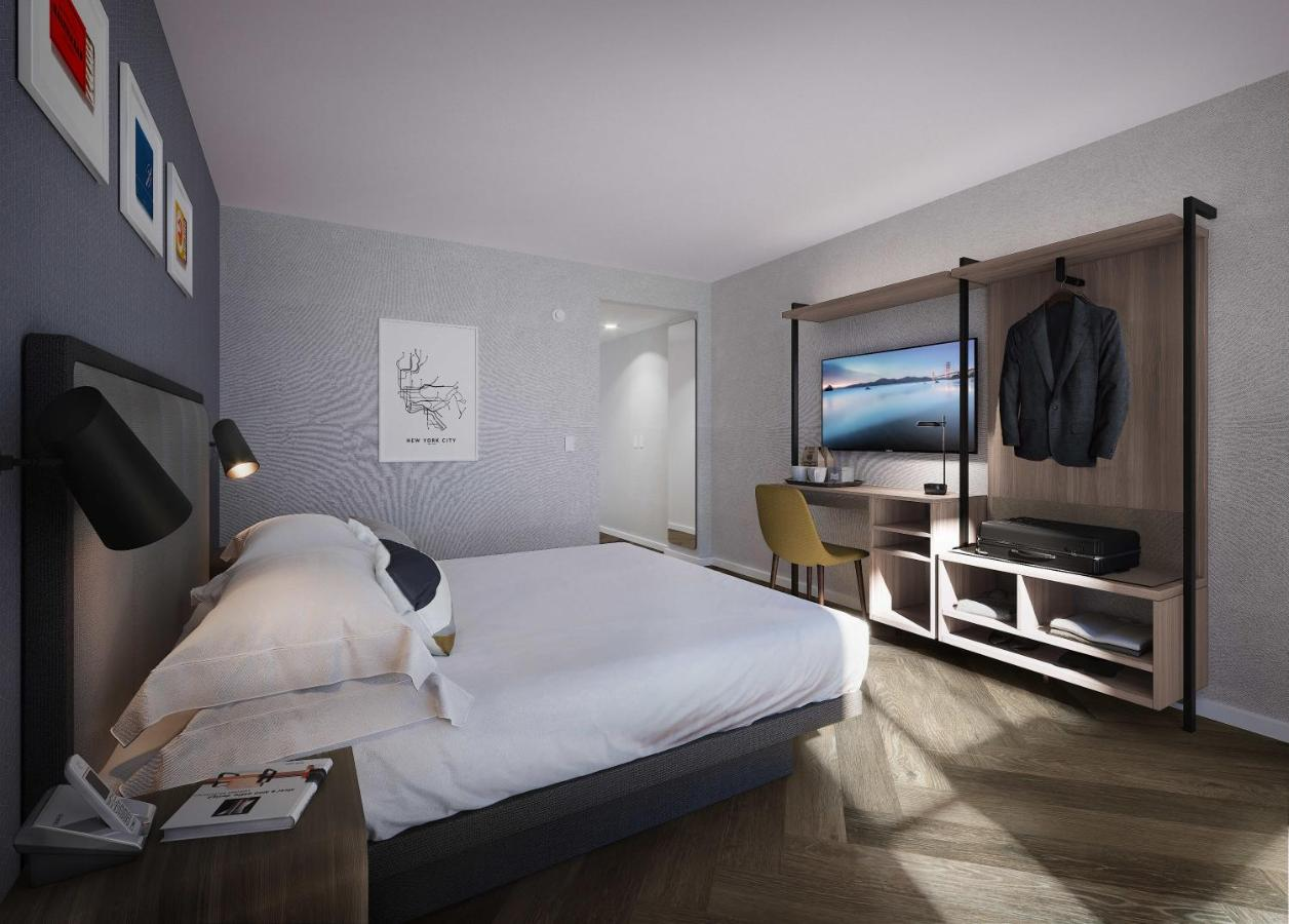 DoubleTree by Hilton Hotel New York - Times Square South - Laterooms