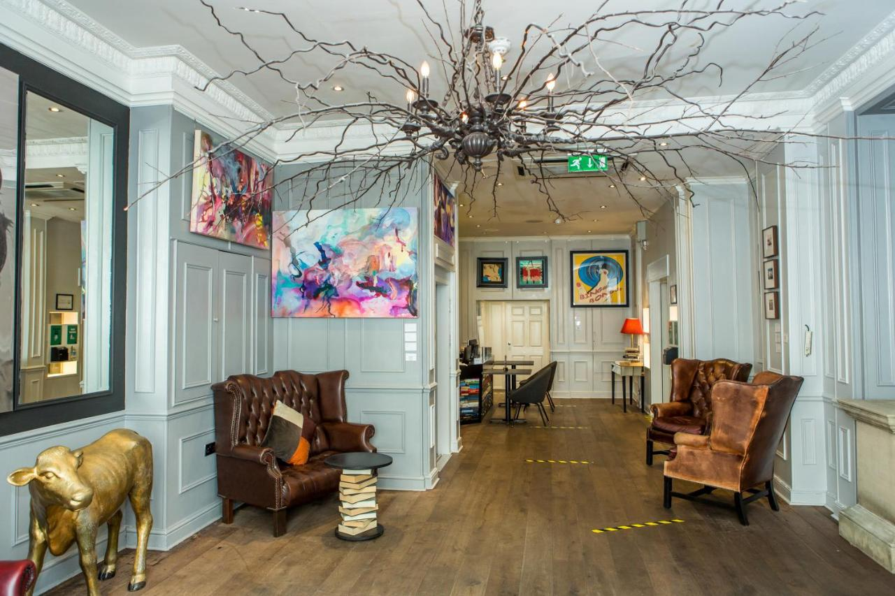 The Exhibitionist Hotel - Laterooms