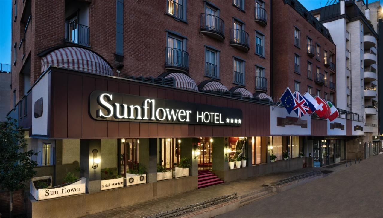 Hotel Sunflower - Laterooms