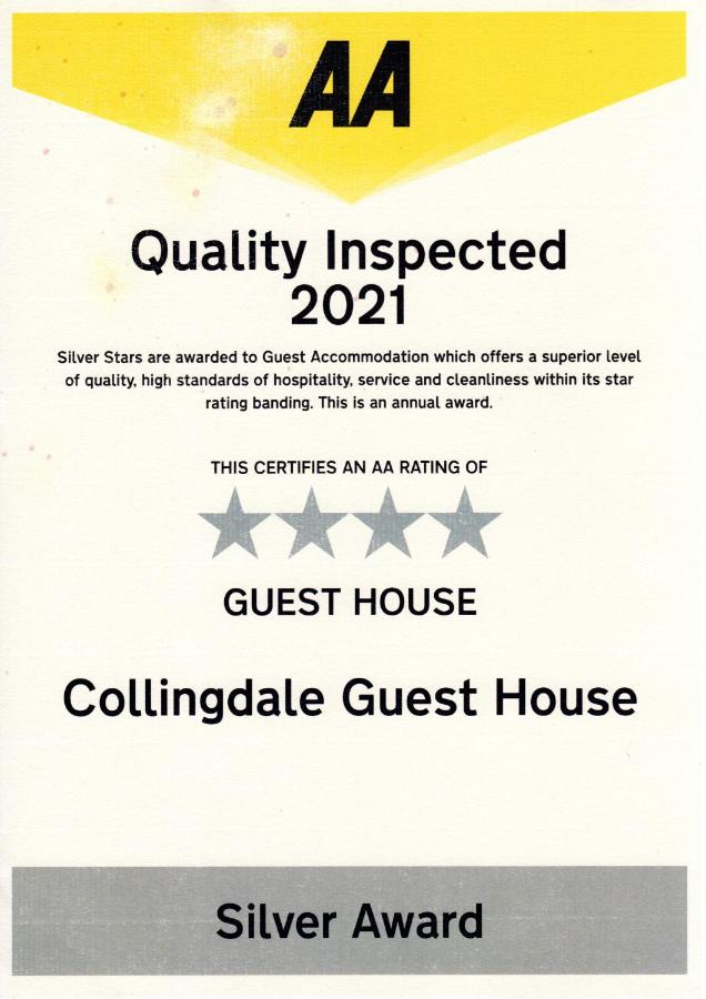 The Collingdale - Laterooms