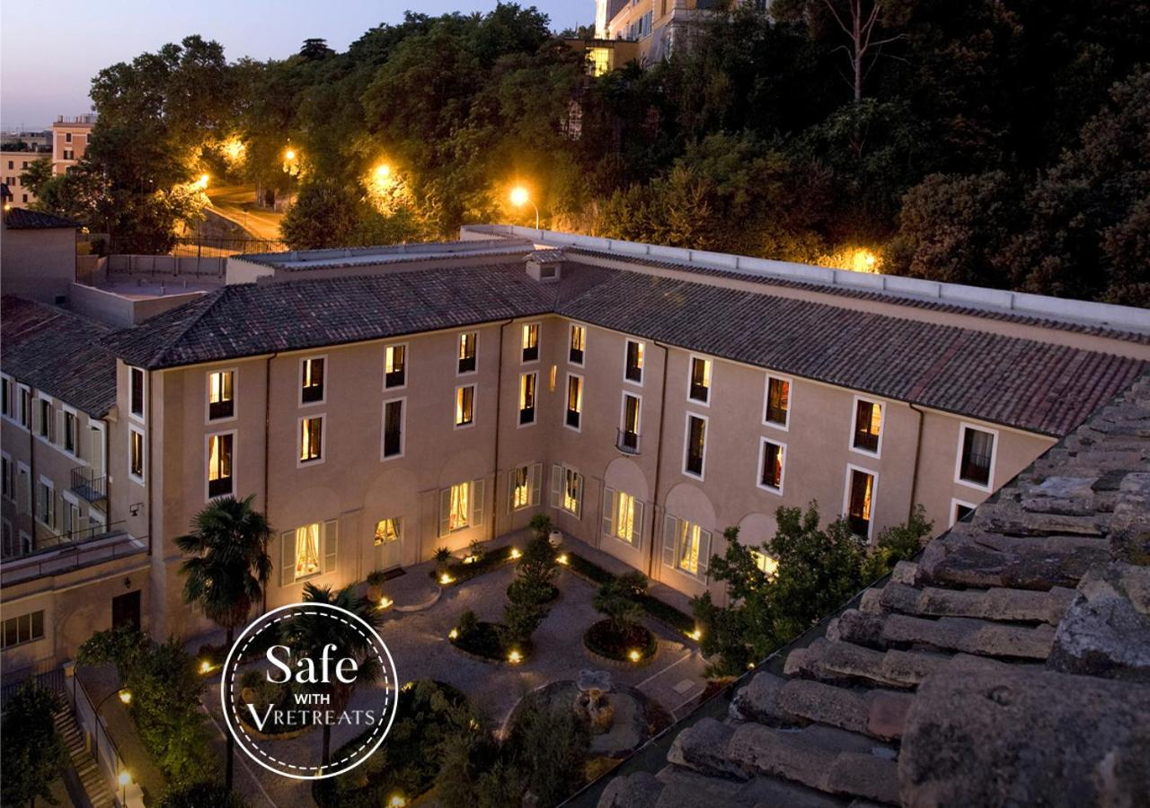 Hotel Donna Savelli - Laterooms