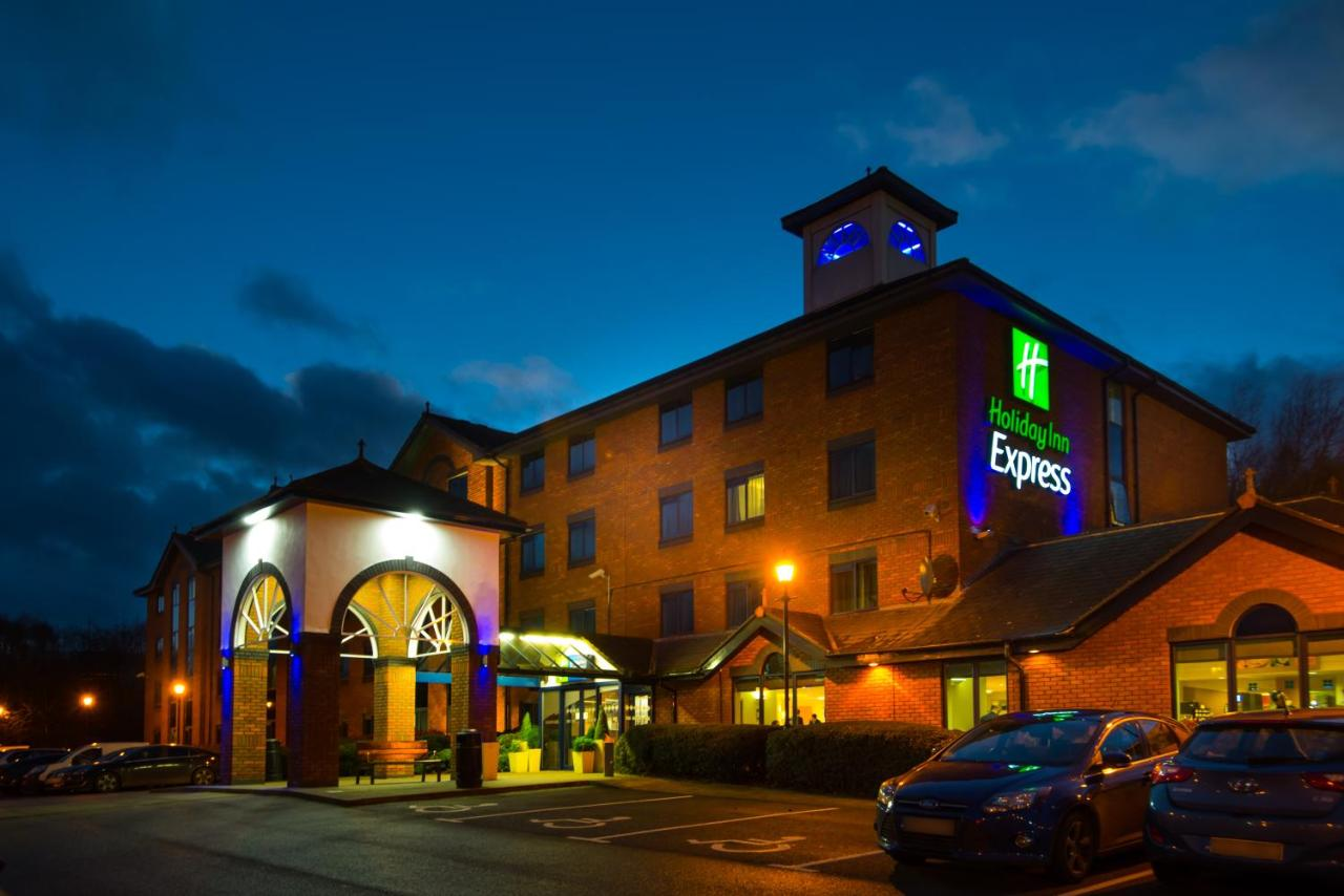 Holiday Inn Express STAFFORD M6, JCT.13 - Laterooms