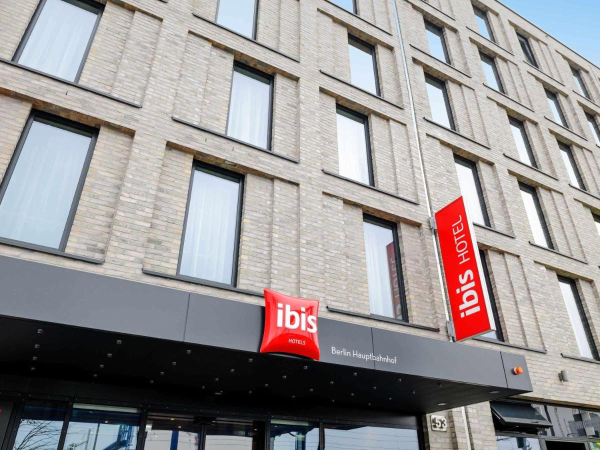 Ibis Berlin Hauptbahnhof (opening September 2015) - Laterooms