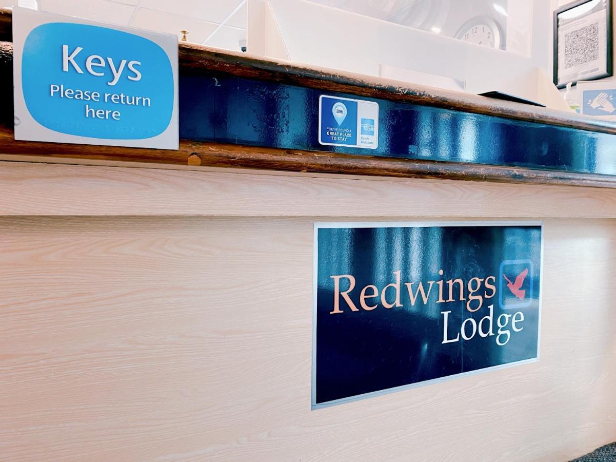 Redwings Lodge Rutland - Laterooms