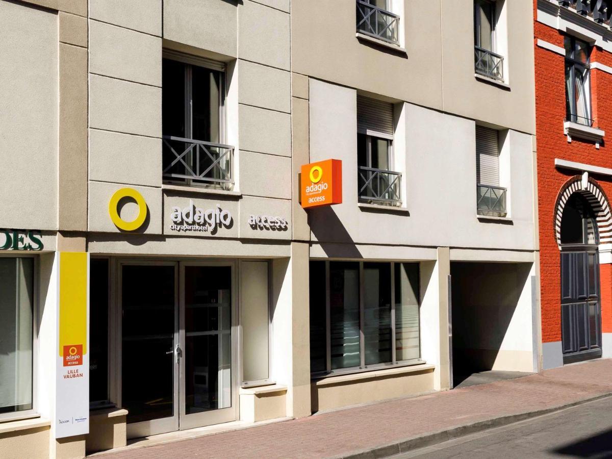 Aparthotel Adagio Access Lille Vauban - Laterooms