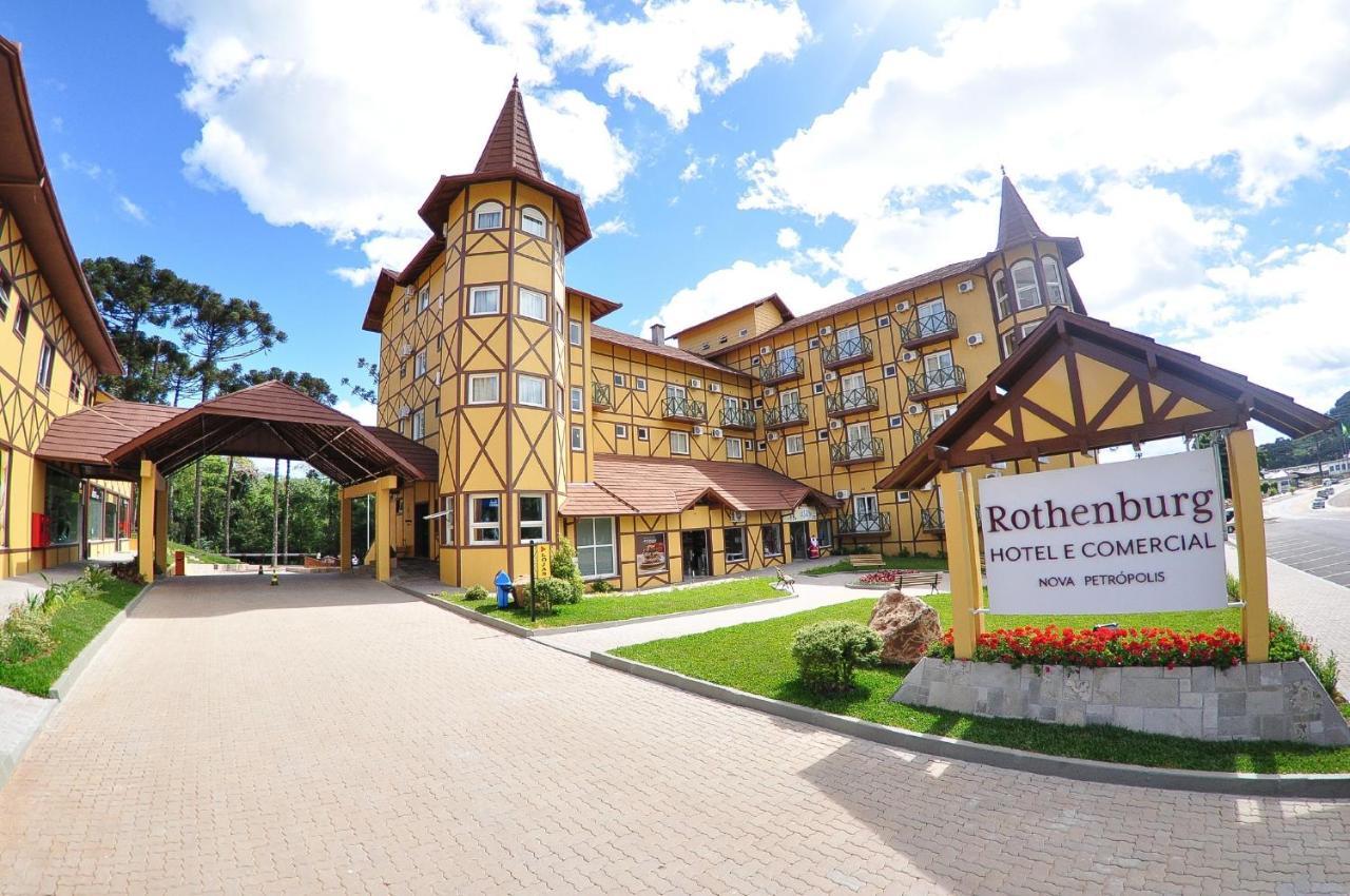 Hotel Rothenburg - Nova Petropolis - Foto Booking