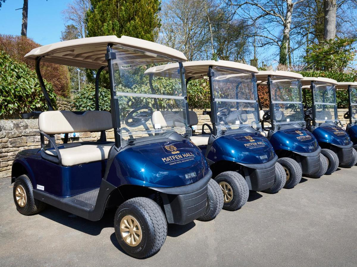 Matfen Hall Hotel Golf and Spa - Laterooms
