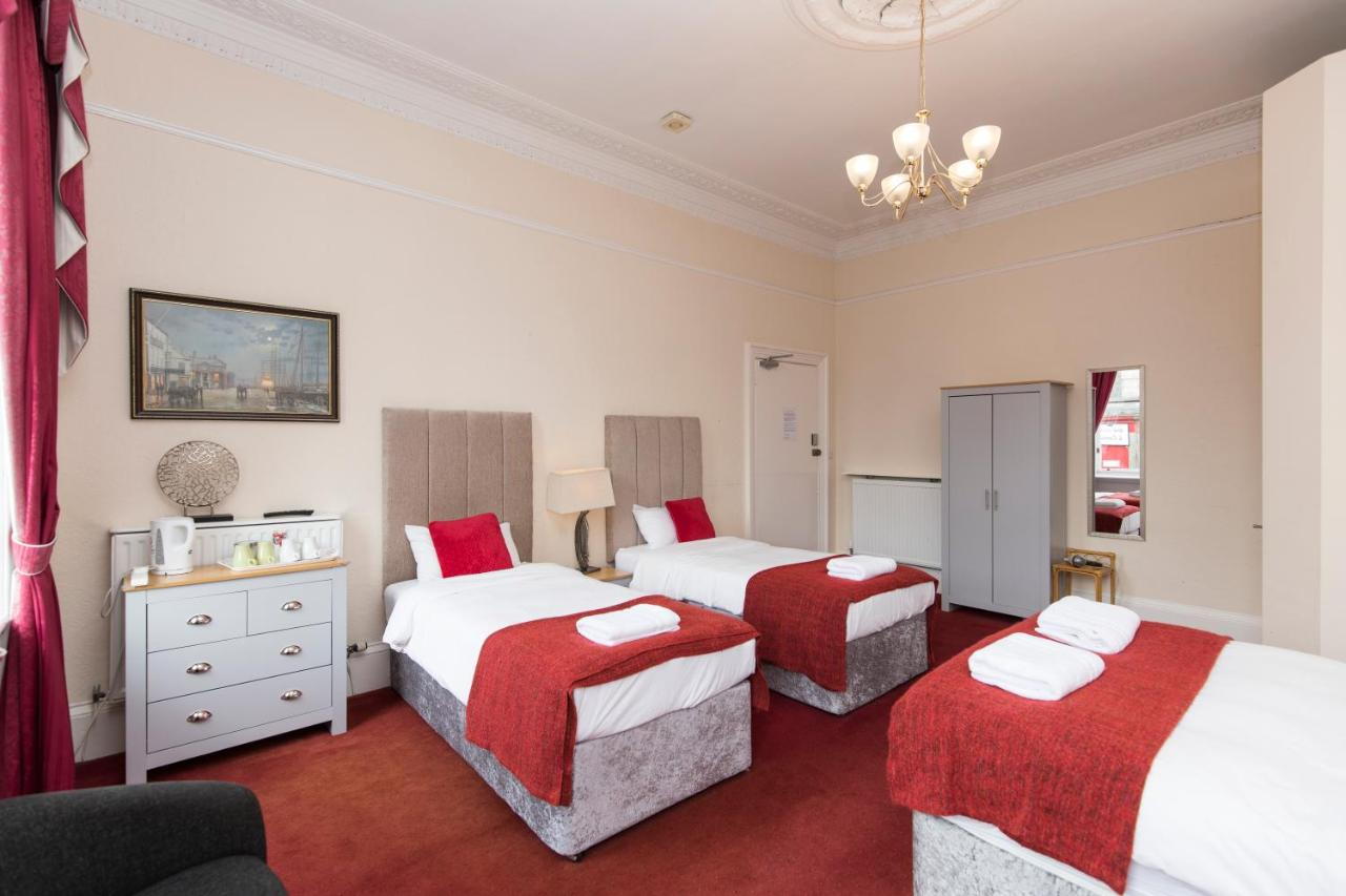 Strathallan Guest House - Laterooms