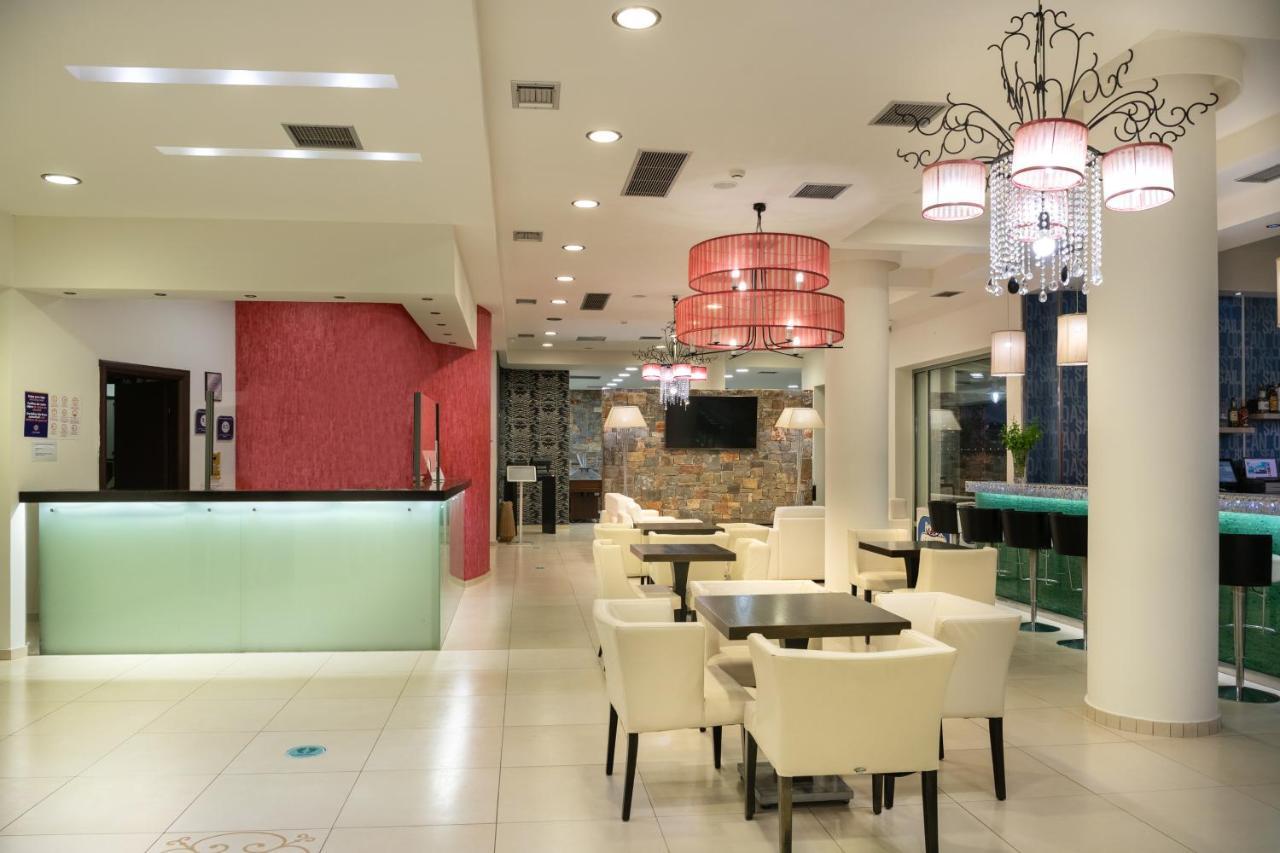 Angela Suites Boutique Hotel - Laterooms