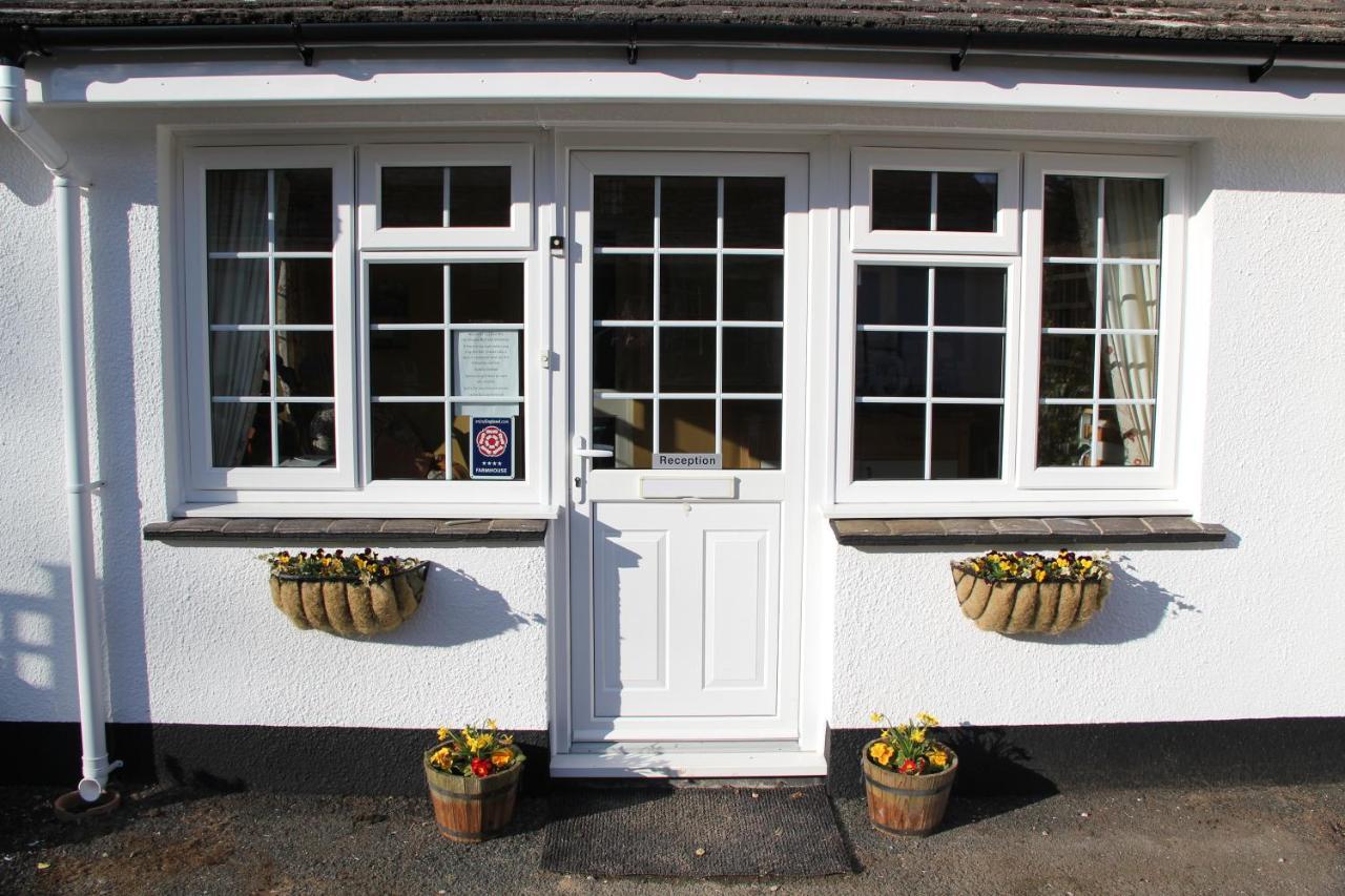 Leworthy Farmhouse - Laterooms
