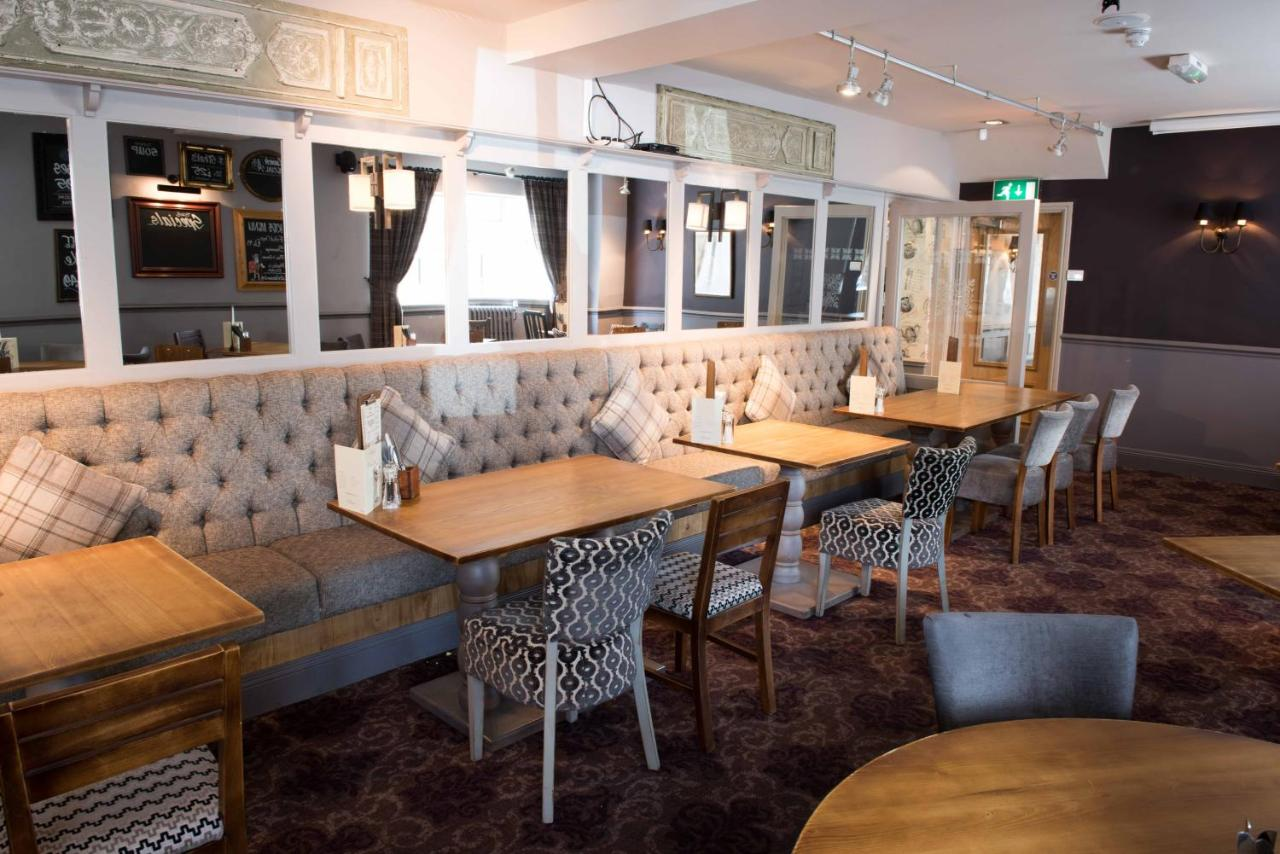 The Coach and Horses - Laterooms
