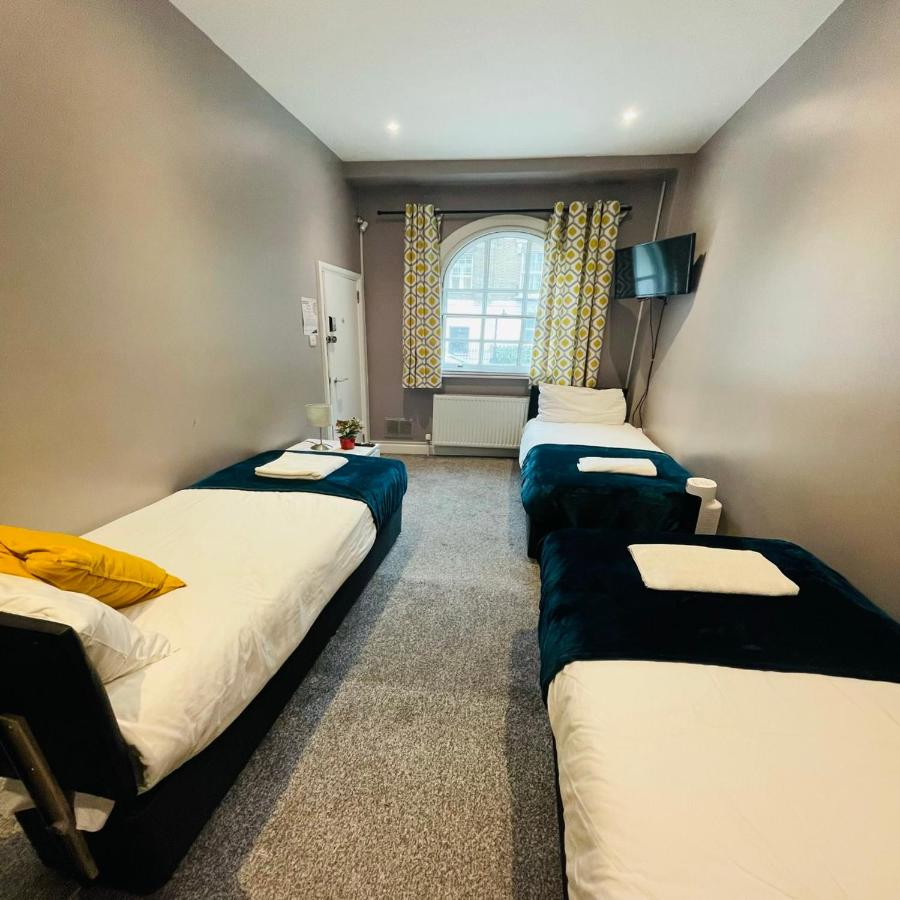 Travelodge London Central Kings Cross - Laterooms