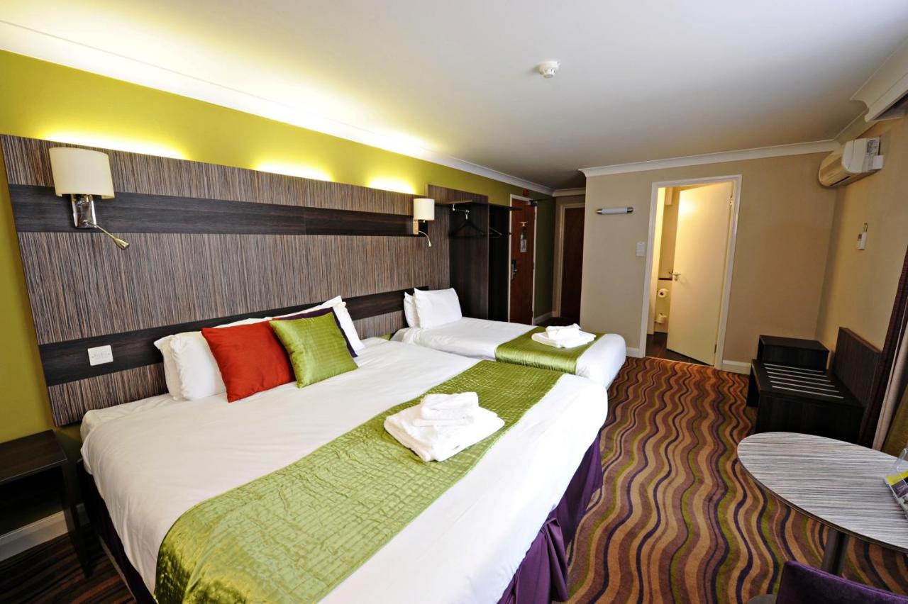 Link Hotel - Laterooms