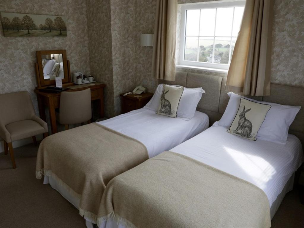 Trelawne Hotel - Laterooms