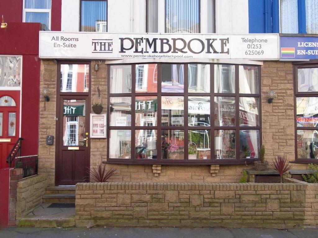 Pembroke Private Hotel - Laterooms