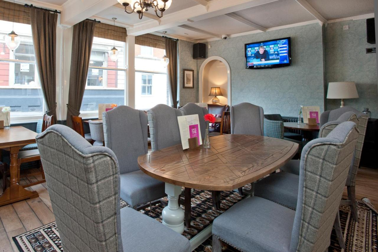 The Goddard Arms - Laterooms