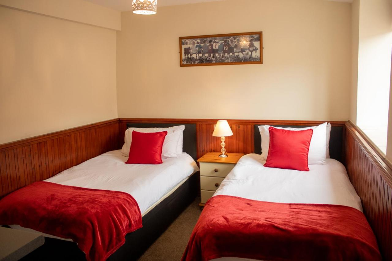 The Dolphin Hotel - Laterooms