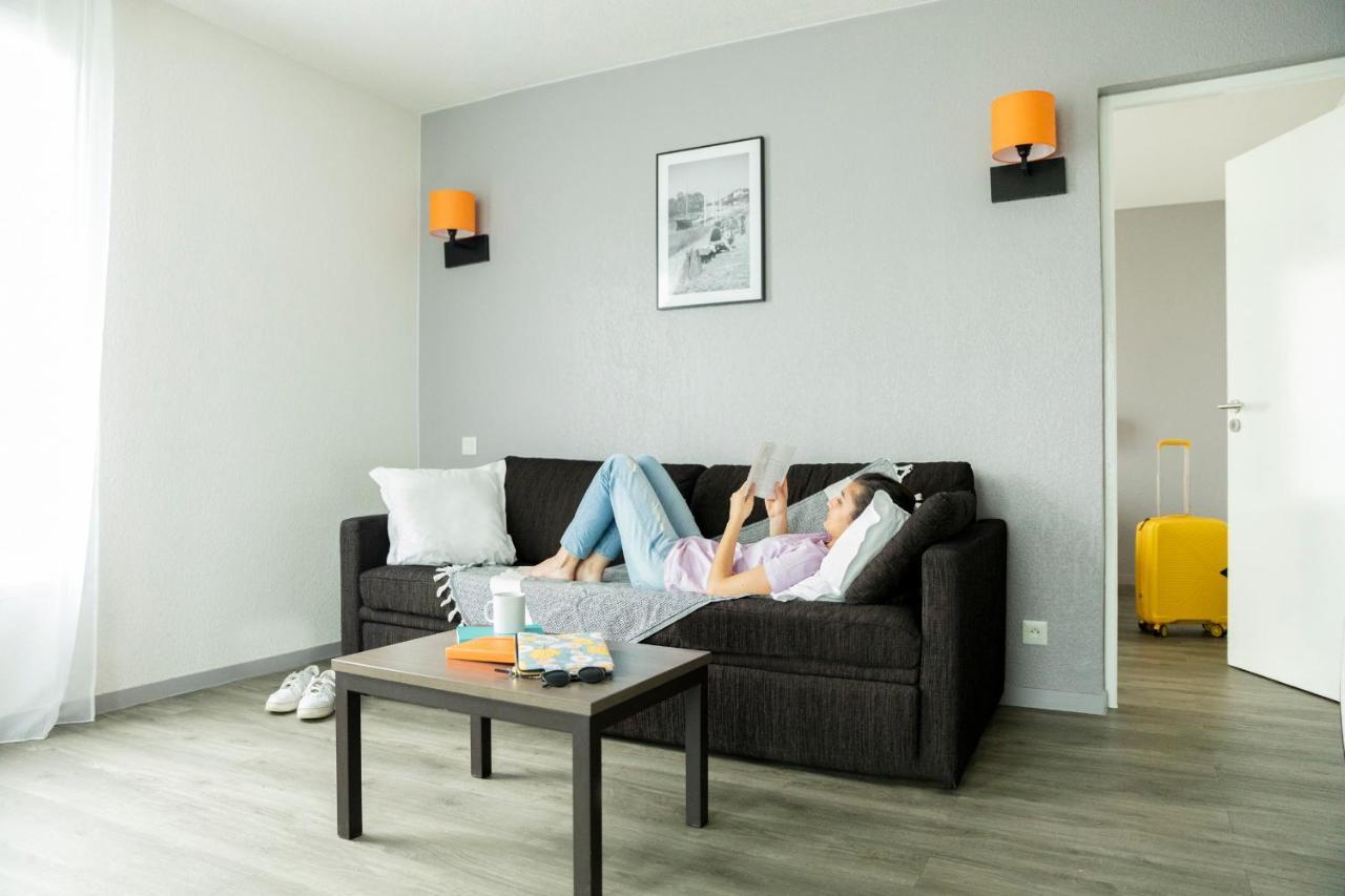 Aparthotel Adagio Access Orléans - Laterooms