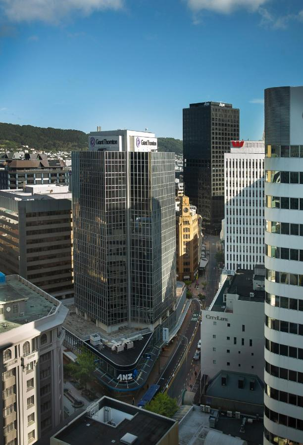 Novotel Wellington - Laterooms