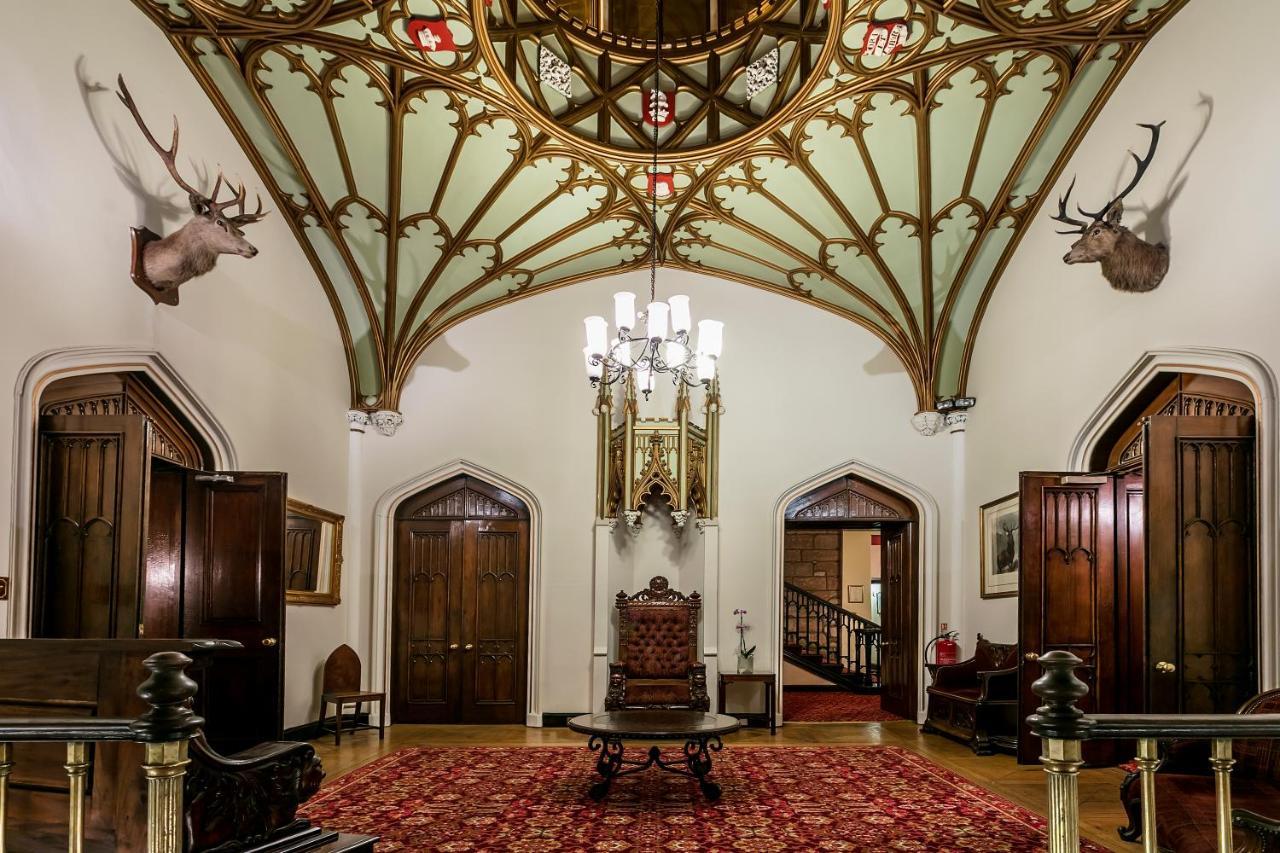 Dalhousie Castle Hotel - Laterooms