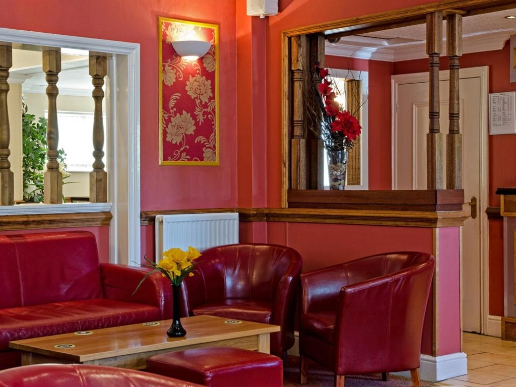 Olivers Lodge Hotel - Laterooms