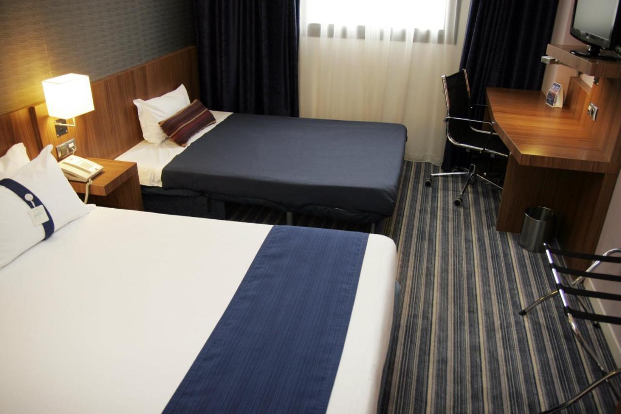 Holiday Inn Express Bilbao - Laterooms